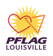PFLAG Louisville Logo